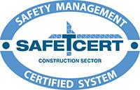 Safe-T-Cert Logo