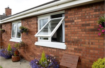 Northern Ireland Housing Executive,Amelia Court Londonderry - Replacement Windows