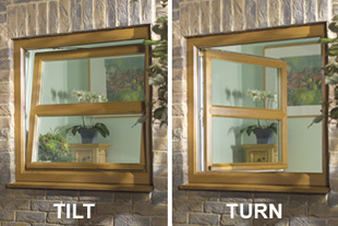 Tilt Turn Windows Super Seal Ni
